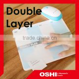 0.95mm thickness only mouse mats, various patterns mouse pads, PP material