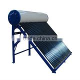 240 L evacuated tubes china solar water heater
