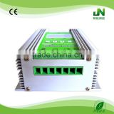 Chrismas day promotion 12V/24V wind solar hybrid charge controller / wind turbine and solar charge to battery
