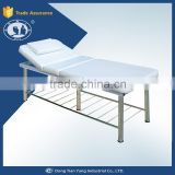 DY-212D-Z beauty salon furniture adjustable cosmetic facial bed for massage