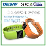Desay Vibrating Alarm Using 15~25 Days BT4.0 Bluetooth Fitness Tracker Smart Band with Music Take Photo DS-B506