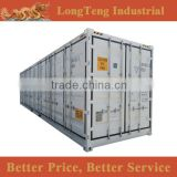 Dimensions 20 40 foot feet open side container shipping                                                                                                         Supplier's Choice