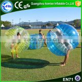 Wholesale Dia 1.5/1.8m outdoor bumper ball,inflatable belly bump ball for adult                                                                                                         Supplier's Choice