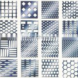 Aluminum Perforated Metal Sheet/Galvanized punching metal mesh/Stainless steel perforated perforated