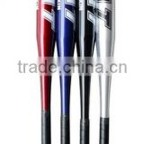 Custom 28'' 71cm Aluminum alloy Baseball Bat Racket 17oz Red Softball Outdoor Sports