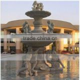 Decorative Stone Buddha outdoor Garden marble Fountain