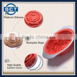 Wholesale High Temperature Resistance Silicone Cake Moulds Bakeware Cake Design Tool