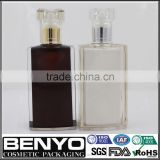 new arrival luxury customized color bulk perfume bottles                                                                         Quality Choice