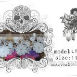 Water soluble lace bar code Polyester light double pint Embroidery lace lace DIY accessories Spot supply