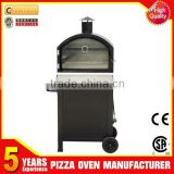gas fired outdoor pizza ovens