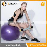 Muscle Therapy Fitness Massage Stick Muscle Roller Stick