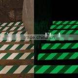 Double color Photoluminescent film/Glow in the dark tape/Luminescent film self-adhesive Vinyl
