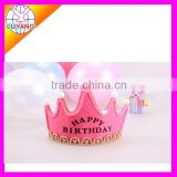 Party Crown Hat with LED Party Birthday Glow Flash King Princess King Headband Hat ,Festival Decors Favors Crown Princess at