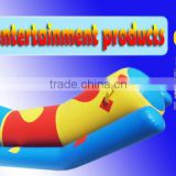 Sunshine Water toys water entertainment product Inflatable Water Seesaw