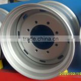 china steel wheel rim for truck bus