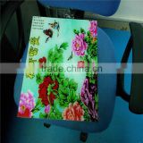 digital multifunctional printer printed flowers on glass photo frame printer with cheap price