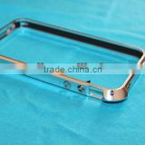 Stainless steel phone frame from CNC precision machining