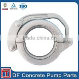 "Use for concrete pump truck DN50/2"" snap clamp"