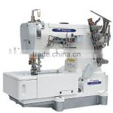 AS562DD-01CB High speed direct-drive flat bed interlock sewing machine