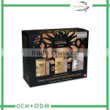 Custom printed recycle clear window cosmetics face cream packaging box                                                                                                         Supplier's Choice