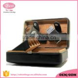 Shenzhen genuine leather cigar case cigar humidor