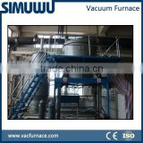 intermediate frequency vacuum induction melting furnace