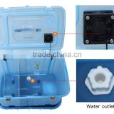Type B liveseafood oxygen tank seat box (no care charger,no fan )