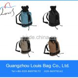 custom drawstring backpack,2014 promotional backpack used for students,New style canvas bags