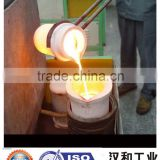 Noble metal Induction gold melting furnace                                                                         Quality Choice