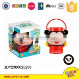 2016 kids beautiful gift projection led lantern lamp toys with light and music lantern Projector Toy