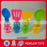 promotion toys kitchen tools bubble water for children game