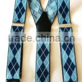 elastic suspender brace for men