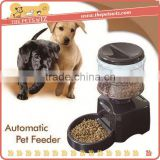 Plastic pet feeder ,CC016 fashionable automatic pet feeder , automatic feeder for dogs and cats