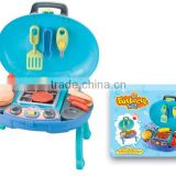 PS2309088 RC Voice Control Kids BBQ Set Toy