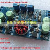 LTC3780 Automatic step down and up power module, constant current 12V24V voltage regulator vehicle power supply