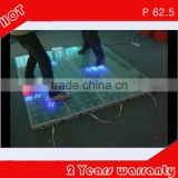 waterproof LED dance floor light L500*W500*H84 5050 SMD 3in 1 Video Mode IP65 party floor