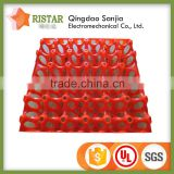 China supplier 100% virgin PP free samples 30 number plastic egg tray for hen egg protection
