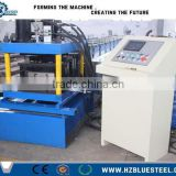 Hydraulic Cutting C Z Profile Steel Purlin Roll Forming Machine, C Channel Purling Machine For Sale