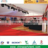 2016 hot sale big aluminum frame tent, clear span tent for outdoor trade show exhibition