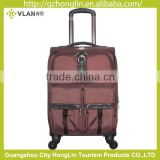 trolley case upright luggage part novelty suitcases