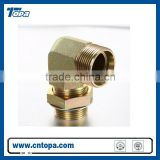 1CO9-OG/1DO9-OG UN/UNF Adapter Lock Nut Adjustable 90 degree elbow pipe fitting hydraulic