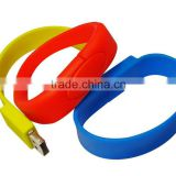 Alibaba china 16gb wristband usb flash drive disk,band usb drive