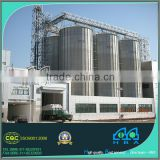 wheat-maize-grain storage bin-steel silo