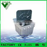 Factory in ground silica quartz sand filter pump combo swimming pool filtration system