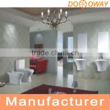 New Fashionable Porcelain European Intelligent Water Closet smart sanitary ware/ toilet D8201