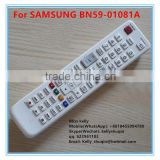 pure white Brand New Good Quality FOR samsung LCD TV Universal Remote Control BN59-01081A