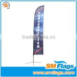 Digital printed hanging banners from ceiling