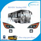 Chinese replacement brand yutong higer yaxing auto bus body spare parts