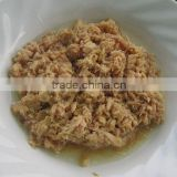 Canned skipjack tuna shredded in vegetable oil 185g