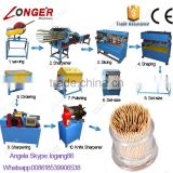CE Approved High Efficient Production Line for Toothpick on Sale